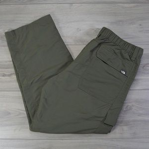 The North Face Convertible Zip Off Hiking Pants